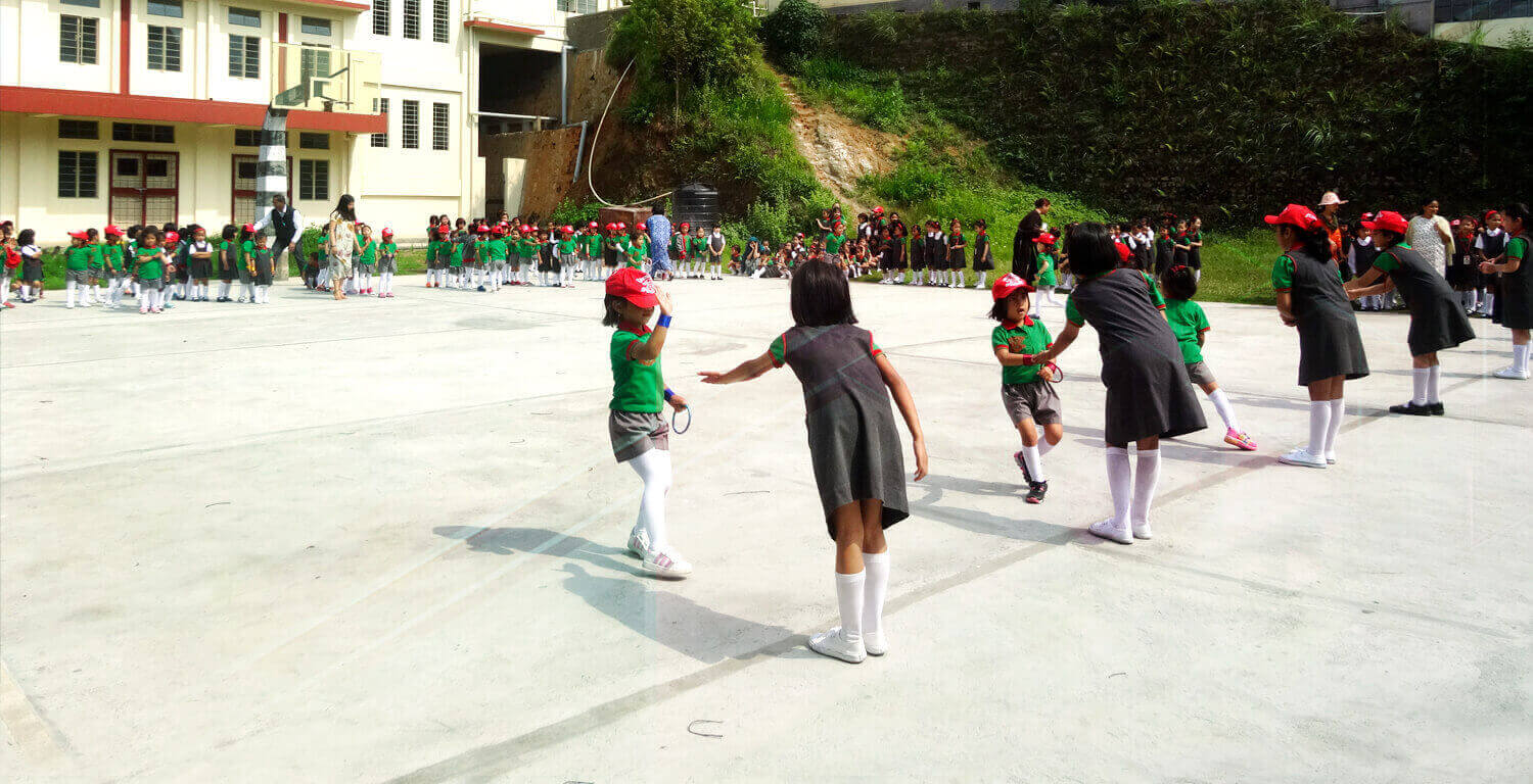 Best Schools Of Shillong